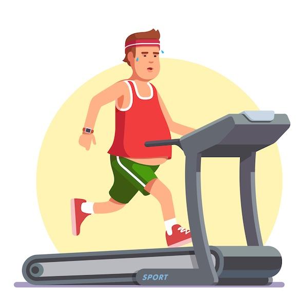 Faire du sport ne fait pas perdre du poids - Santé d'Acier