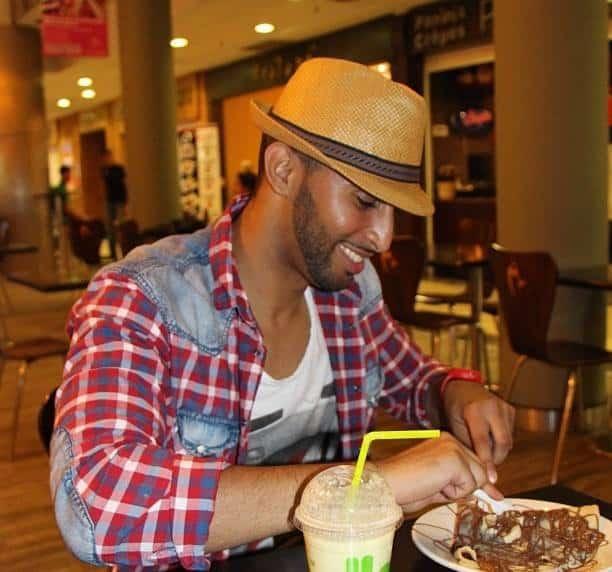 Hakim - mon histoire sur le blog Santé d'Acier