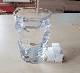 Quantité de sucre dans un verre de jus - Sante d acier