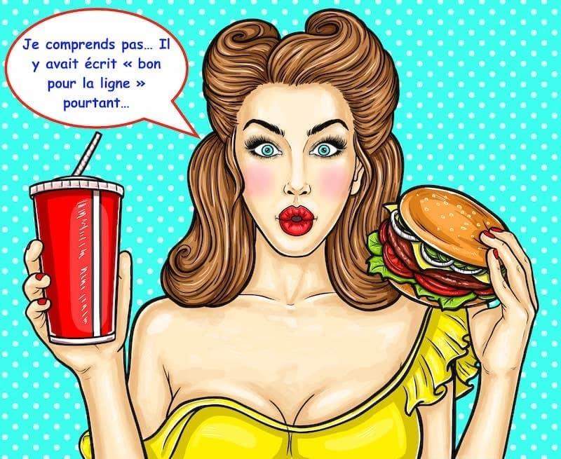 Les régimes pauvres en graisses pour perdre du poids - Santé d'Acier