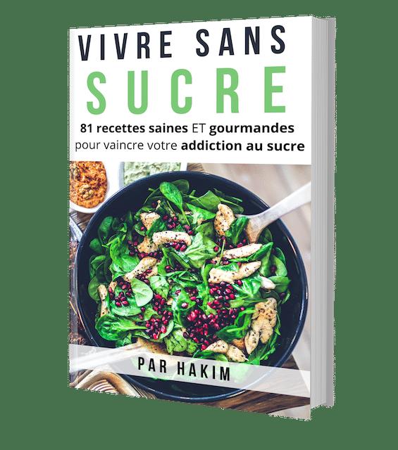 Vivre Sans Sucre : 81 recettes saines pour vaincre votre addiction au sucre sans frustration - sante dacier